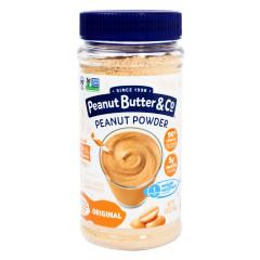 PEANUT BUTTER CO MIGHTY NUT ORIGINAL POWDERED PEANUT BUTTER 6.5 OZ JAR
