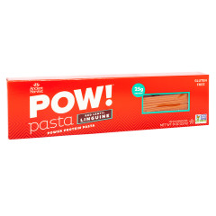 ANCIENT HARVEST POW PASTA RED LENTIL LINGUINE 8 OZ BOX