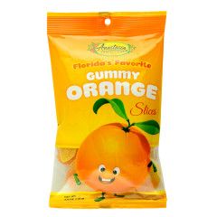 ANASTASIA ORANGE SLICES 5.5 OZ PEG BAG *FL DC ONLY*