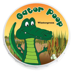 AMUSEMINTS GATOR POOP MINTS *FL DC ONLY*