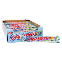3 MUSKETEERS BIRTHDAY CAKE SHARE SIZE 2.14 OZ