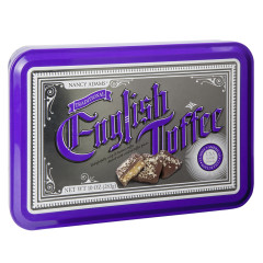 NANCY ADAMS ENGLISH TOFFEE 10 OZ TIN