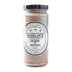 KOZLIK'S DIJON BY ANTON MUSTARD 8 OZ JAR