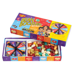 JELLY BELLY BEANBOOZLED 3.5 OZ SPINNER BOX