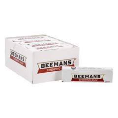 BEEMANS CHEWING GUM 0.42 OZ
