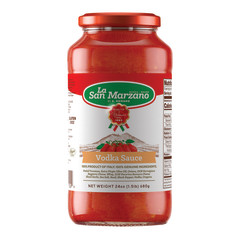 LA SAN MARZANO VODKA SAUCE 24 OZ JAR