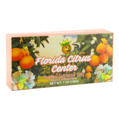 - FLORIDA - TAFFY BOX - ASSORTED TROPICAL - 7OZ - PK24