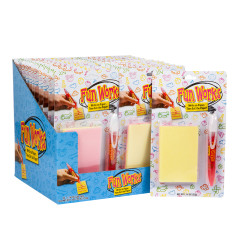 FUN FACTORY EDIBLE PAPER WITH EDIBLE INK PEN 1.16 OZ