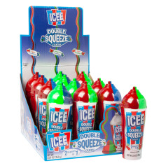 ICEE DOUBLE SQUEEZE CANDY 2.8 OZ
