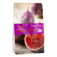 DRIED TURKISH FIGS 7 OZ STAND UP BAG PK24/CS