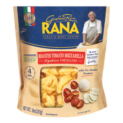 RANA ROASTED TOMATO AND MOZZARELLA TORTELLONI 10 OZ POUCH