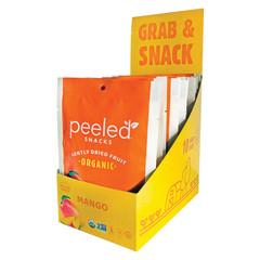 PEELED SNACKS MUCH ADO ABOUT MANGO 1.23 OZ BAG