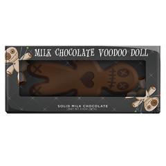 AMUSEMINTS MILK CHOCOLATE VOODOO DOLL 4.5 OZ