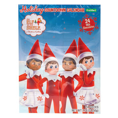 ELF ON THE SHELF ADVENT CALENDAR MILK CHOCOLATE 1.76 OZ