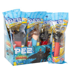 PEZ HOW TO TRAIN YOUR DRAGON ASSORTMENT 0.58 OZ