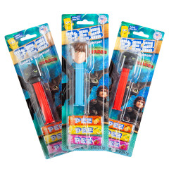 PEZ HOW TO TRAIN DRAGON ASSORTMENT BLISTER PACK 0.87 OZ