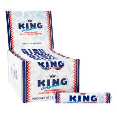 KING MINTS ORIGINAL PEPPERMINT 1.55 OZ *SF DC ONLY*