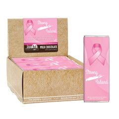 BREAST CANCER AWARENESS STRONG ISLAND 1.75 OZ
