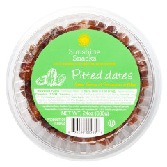 DATES PITTED IMPORTED 24 OZ CUP