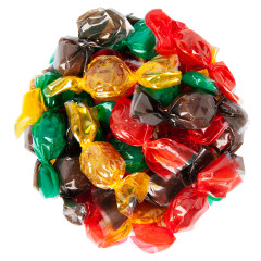 HILLSIDE SWEETS ASSORTED CHOCOLATES HARD CANDY