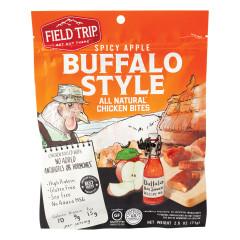 FIELD TRIP SPICY BUFFALO APPLE CHICKEN BITES 2.2 OZ PEG BAG