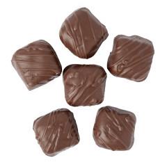 ASHER'S MILK CHOCOLATE FUDGE MELTAWAYS