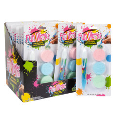 FUN WORKS PAINT THE CANDY 2.54 OZ