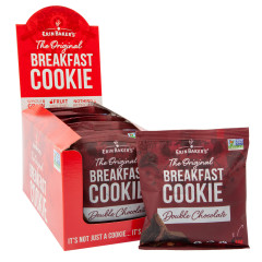 ERIN BAKER'S DOUBLE CHOCOLATE BREAKFAST COOKIE 3 OZ