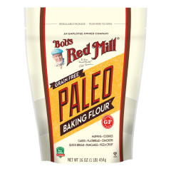 BOB'S RED MILL PALEO BAKING FLOUR 16 OZ POUCH