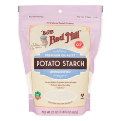 BOB'S RED MILL POTATO STARCH 22 OZ POUCH