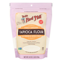 BOB'S RED MILL TAPIOCA STARCH 16 OZ POUCH