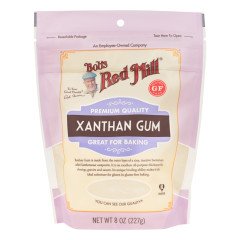 BOB'S RED MILL XANTHAN GUM 8 OZ POUCH