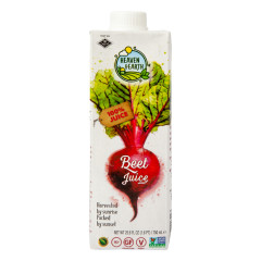 HEAVEN & EARTH BEET JUICE 25.6 OZ