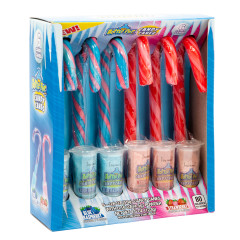 BABY BOTTLE POP CANDY CANES 6 CT 6.4 OZ