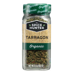 SPICE HUNTER ORGANIC TARRAGON LEAVES 0.3 OZ
