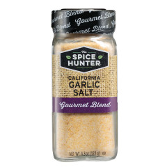 SPICE HUNTER CALIFORNIA GARLIC SALT BLEND 4.3 OZ
