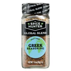 SPICE HUNTER GREEK SEASONING BLEND 1 OZ
