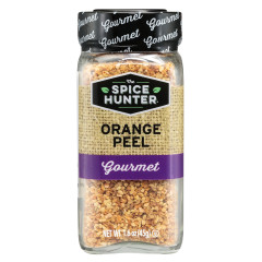 SPICE HUNTER GRANULATED ORANGE PEEL 1.6 OZ