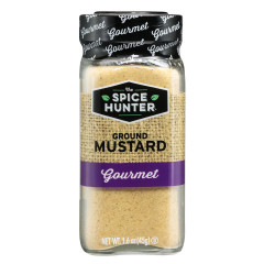 SPICE HUNTER GROUND YELLOW MUSTARD 1.6 OZ