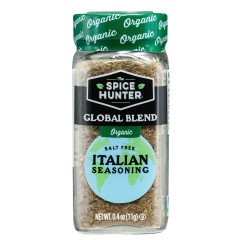 SPICE HUNTER ORGANIC ITALIAN SEASONING 0.4 OZ