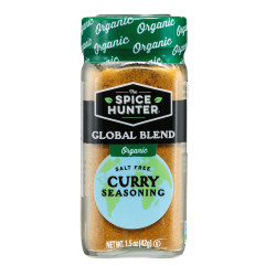 SPICE HUNTER ORGANIC CURRY SEASONING 1.5 OZ