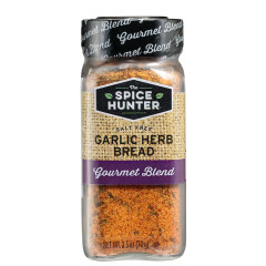 SPICE HUNTER GARLIC HERB BREAD BLEND 2.5 OZ