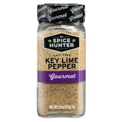 SPICE HUNTER SALT FREE KEY LIME PEPPER 2 OZ