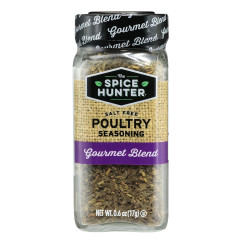 SPICE HUNTER POULTRY SEASONING BLEND 0.6 OZ