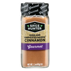 SPICE HUNTER GROUND SAIGON CINNAMON 1.5 OZ