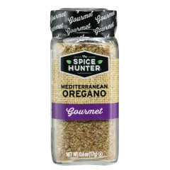 SPICE HUNTER MEDITERRANEAN OREGANO LEAVES 0.6 OZ