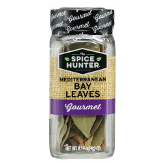 SPICE HUNTER WHOLE MEDITERRANEAN BAY LEAVES 0.14 OZ