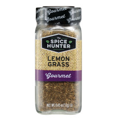 SPICE HUNTER LEMON GRASS LEAVES 0.45 OZ