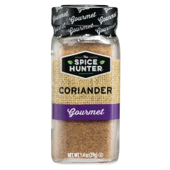 SPICE HUNTER GROUND CORIANDER 1.4 OZ