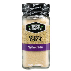 SPICE HUNTER GRANULATED CALIFORNIA ONION 2.3 OZ